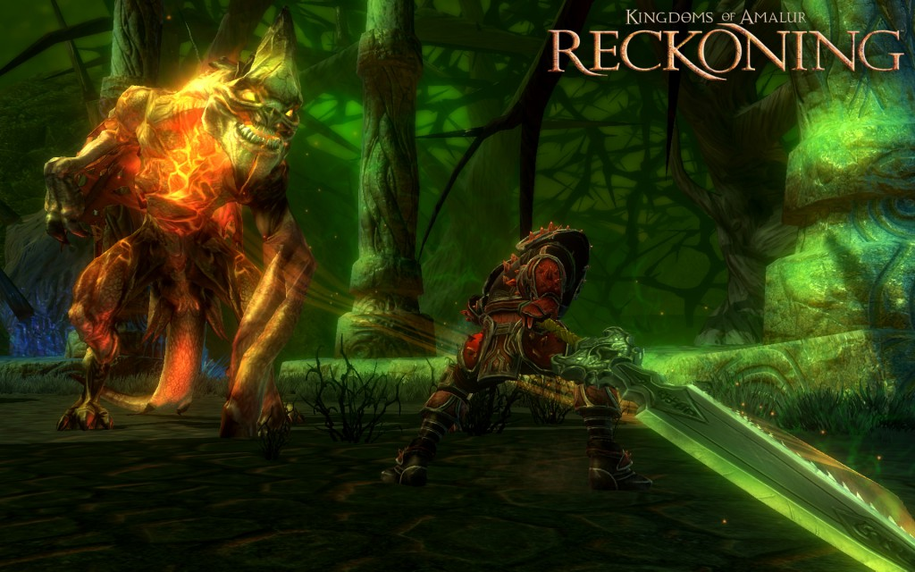"Screenshot: ""Kingdoms of Amalur: Reckoning"" (Quelle: EA)"