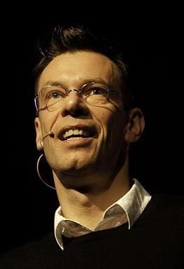 """Gastautor Johnny Haeusler: Im Jahr 2003 gründete er gemeinsam mit seiner Frau Tanja den Blog """"Spreeblick"""". Heute ist das Projekt einer der erfolgreichsten und bekanntesten Blogs in Deutschland."""