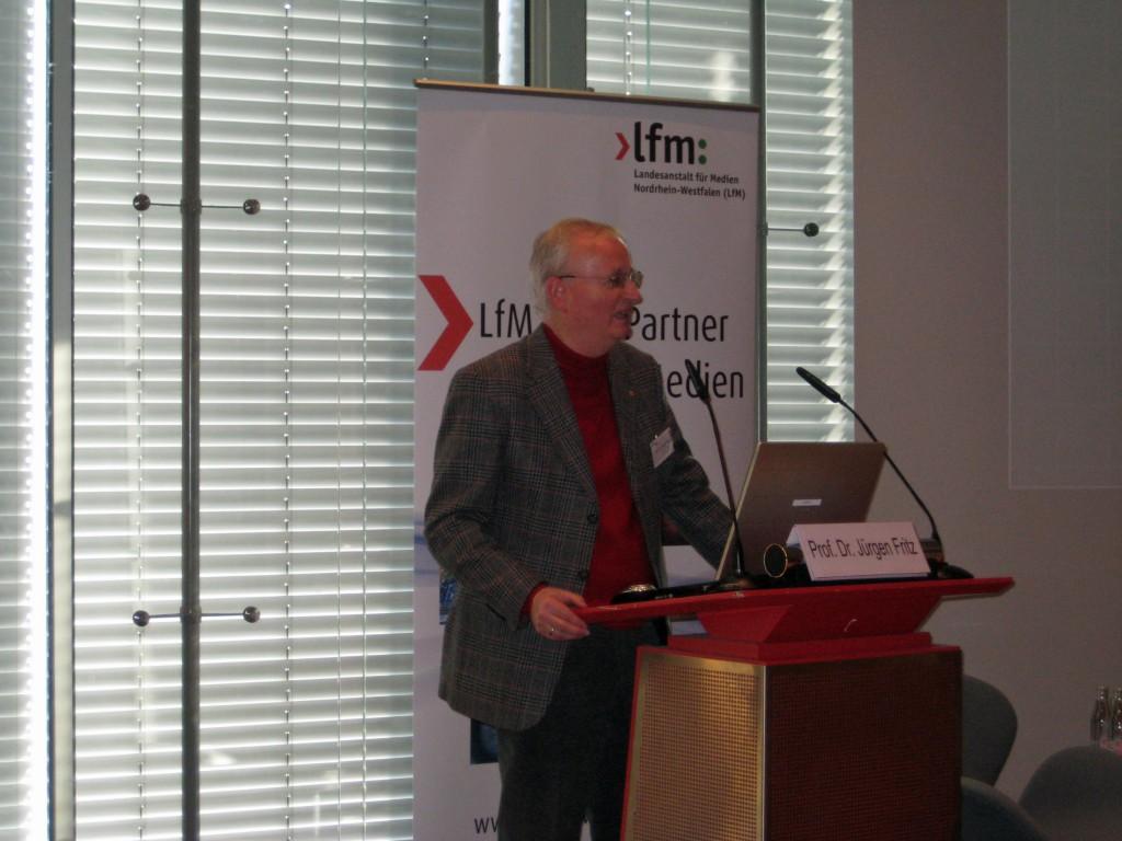 Prof. Dr. Jürgen Fritz
