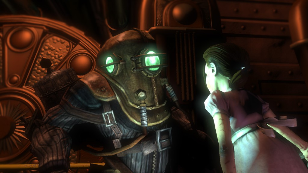 Little Sister in Bioshock (Quelle: 2kgames.com)
