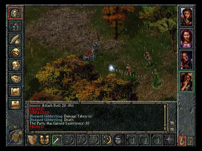 Die Baldur's Gate-Reihe zählt zu den bekanntesten – und erzählt eine epische Handlung. (Quelle: bioware.com)