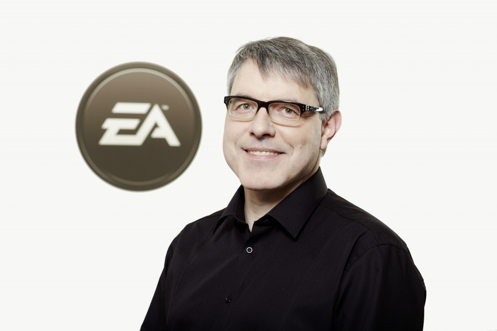 Electronic Arts Martin Lorber