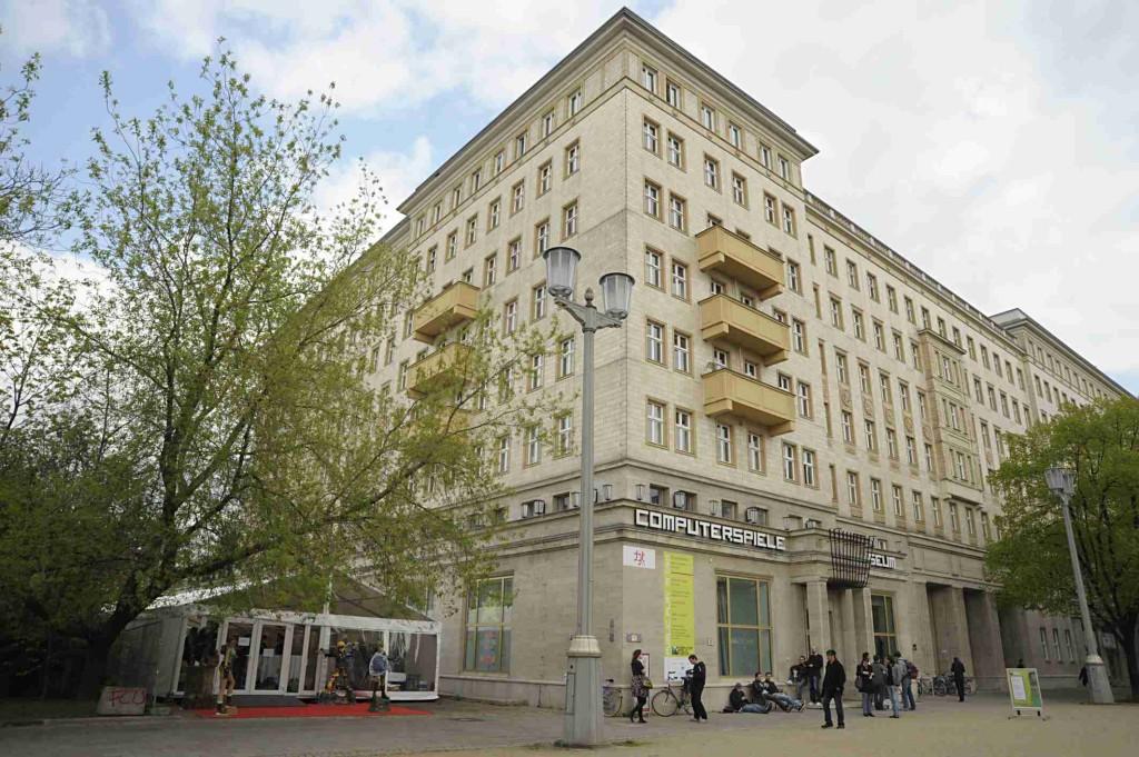Das Computerspielemuseum in Berlin. Quelle: Computerspielemuseum Copyright: Peter Ziesche