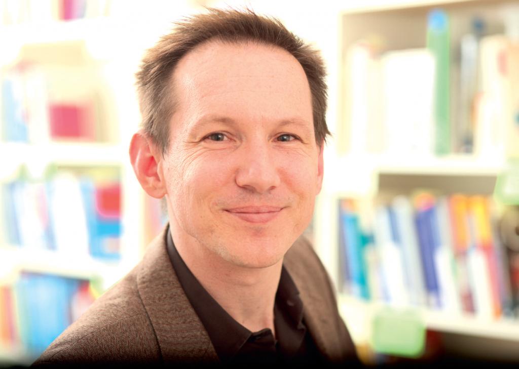 Peter Tscherne, Geschäftsführer der Stiftung Digitale Spielekultur Quelle: Stiftung Digitale Spielekultur