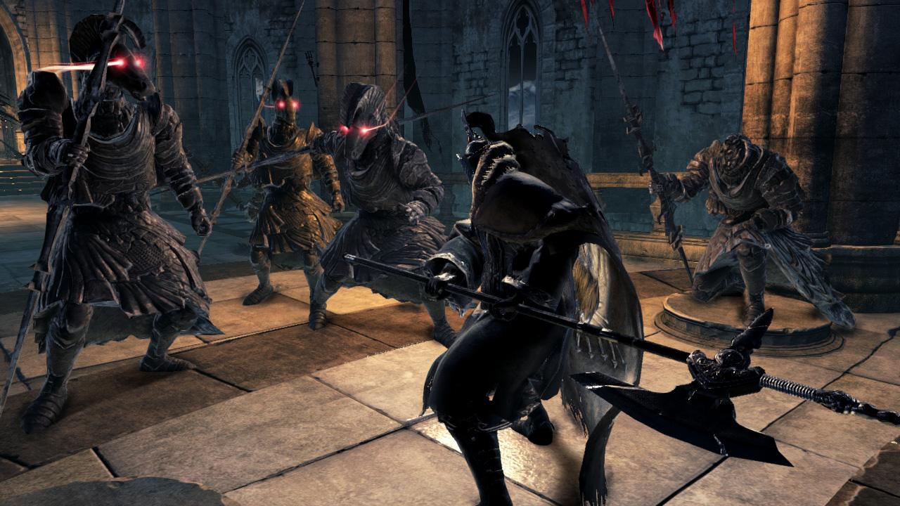Screenshot Dark Souls 2 Quelle: DarksoulsII.com