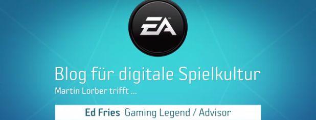Ed Fries über Vergangenheit und Zukunft der Computerspiel-Branche
