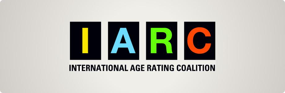 Das Logo der International Age Rating Coalition (IARC)
