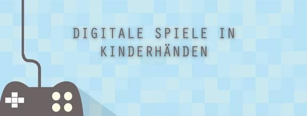 """Das Thema """"Digitale Spiele in Kinderhänden"""" macht den Auftakt bei der Fachkonferenzreihe """"Werte des digitalen Spiels""""."""