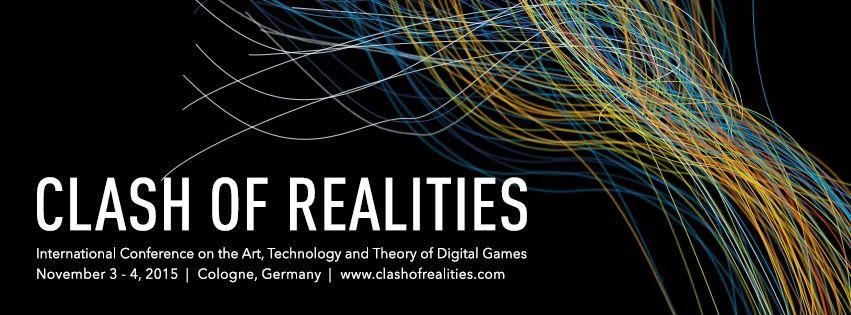 Die Clash of Realities in Köln gehört zu den wichtigsten Fachkonferenzen zum Thema digitale Spiele.