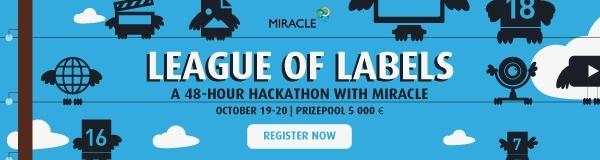 """Der """"League of Labels"""" Hackathon sucht im Auftrag von MIRACLE kreative Lösungen für den Jugendmedienschutz"""