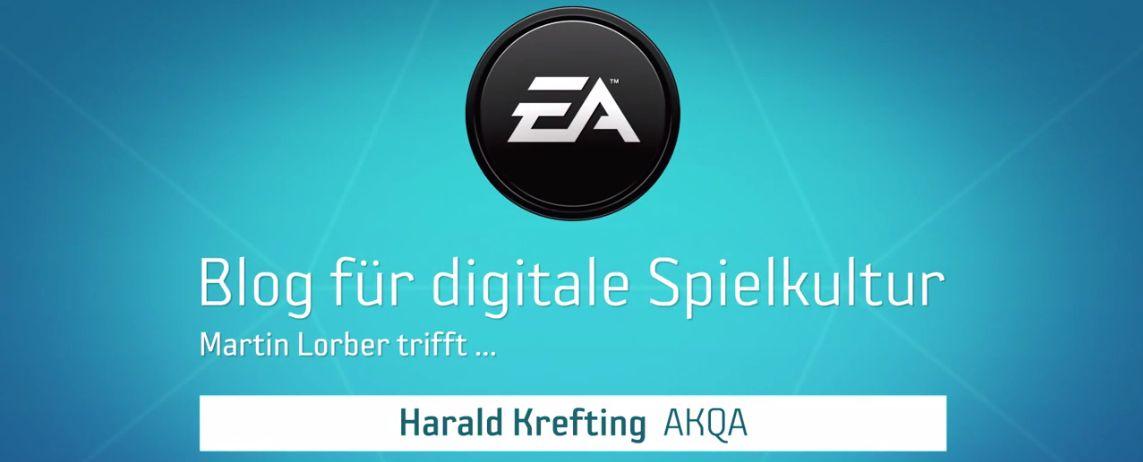 Harald Krefting: Experte zum Thema Virtual Reality bei AKQA