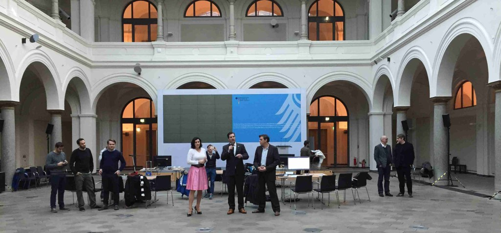 Hier tagte die Jury des Deutschen Computerspielpreises 2015
