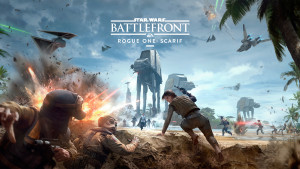 Star Wars: Battlefront: Rogue One: Scarif