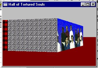 The Hall of Tortured Souls: Das Minispiel aus Microsoft Excel 95
