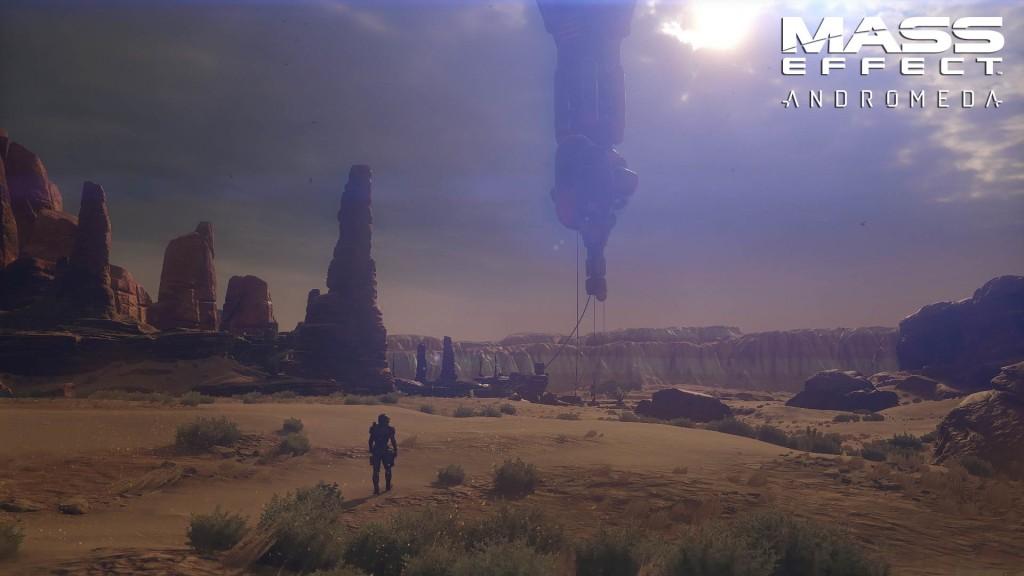 Mit der Ankündigung von Mass Effect: Andromeda stieg das Interesse der Community rasant an.