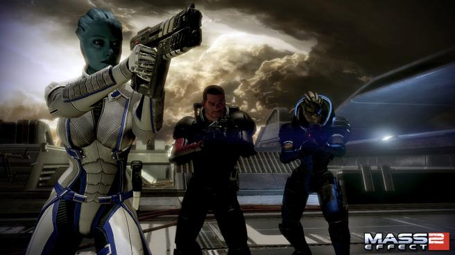 Mass Effect 2 (Quelle: EA)