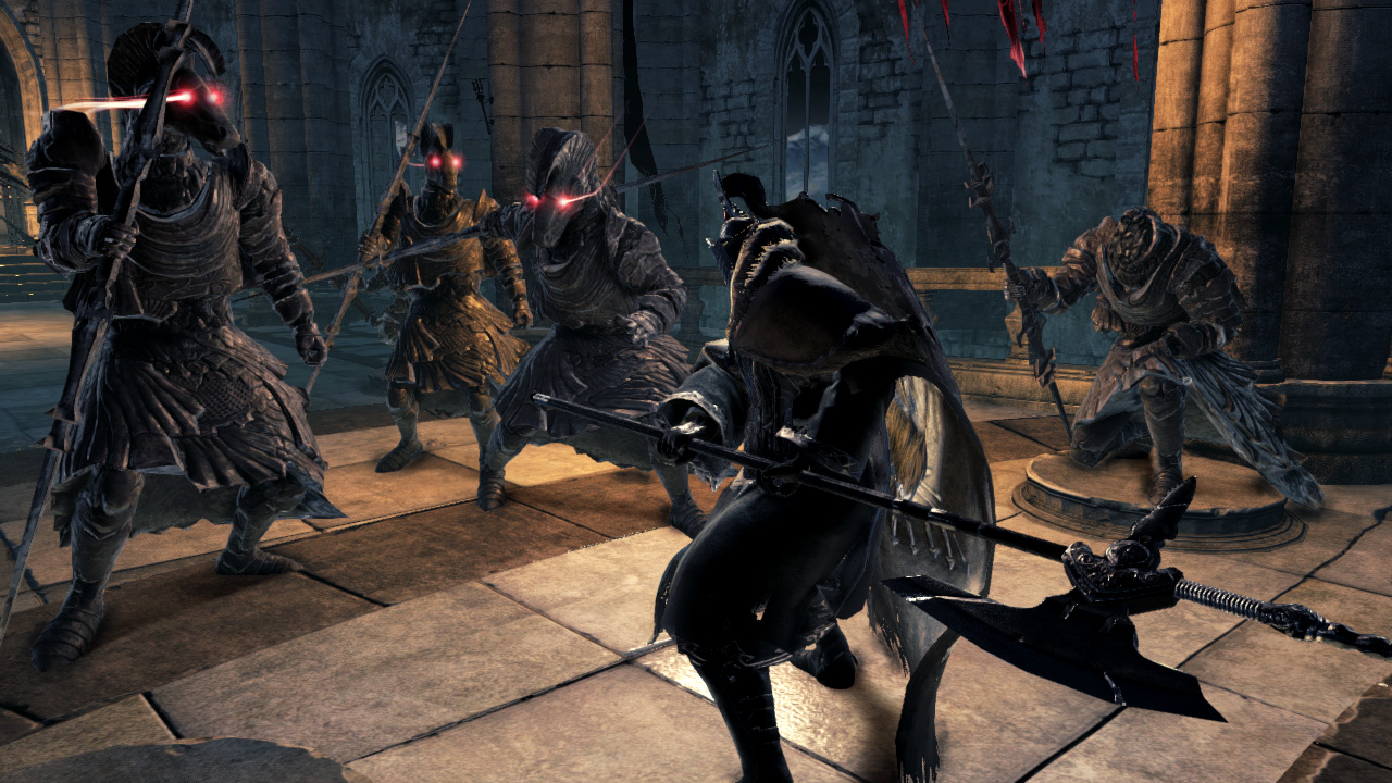 Screenshot Dark Souls 2 Quelle: DarksoulsII.com