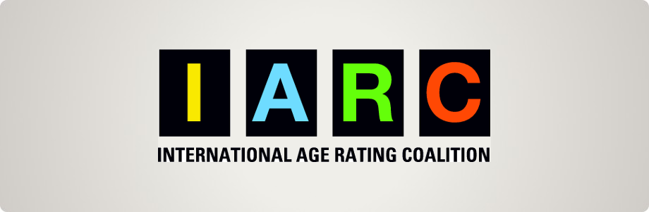 Das Logo der International Age Rating Coalition (IARC)