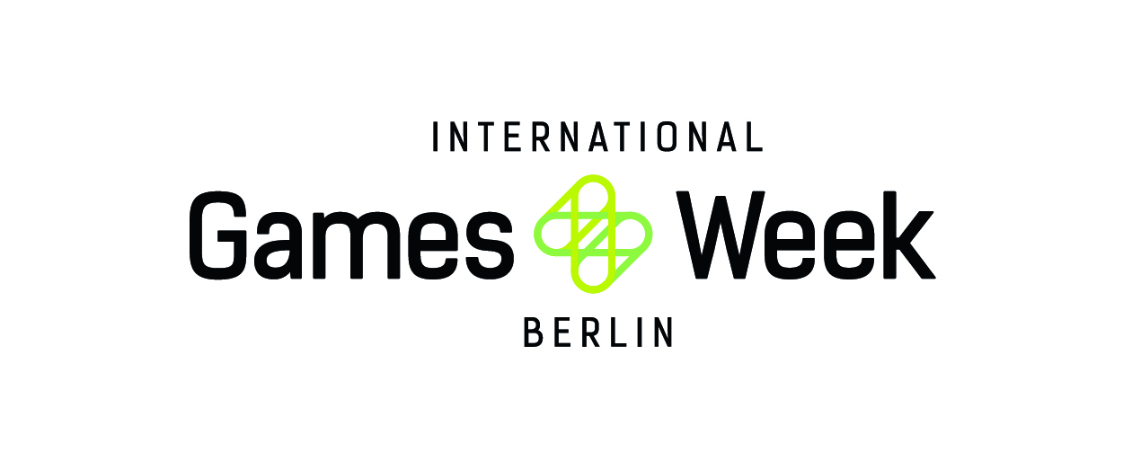 Das Logo der International GamesWeek in Berlin