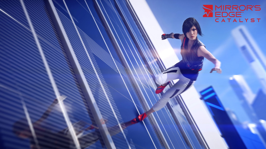 Starke Heldin: Faith Connors aus Mirror's Edge und Mirror's Edge Catalyst