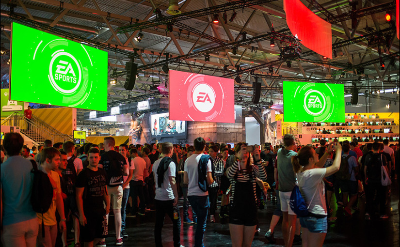 Otto Beisheim School of Management auf der gamescom