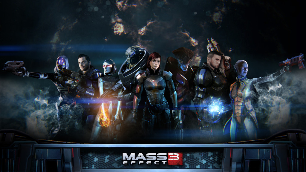Mass Effect 3: Easter Eggs