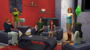 Die Sims 4 (Electronic Arts).